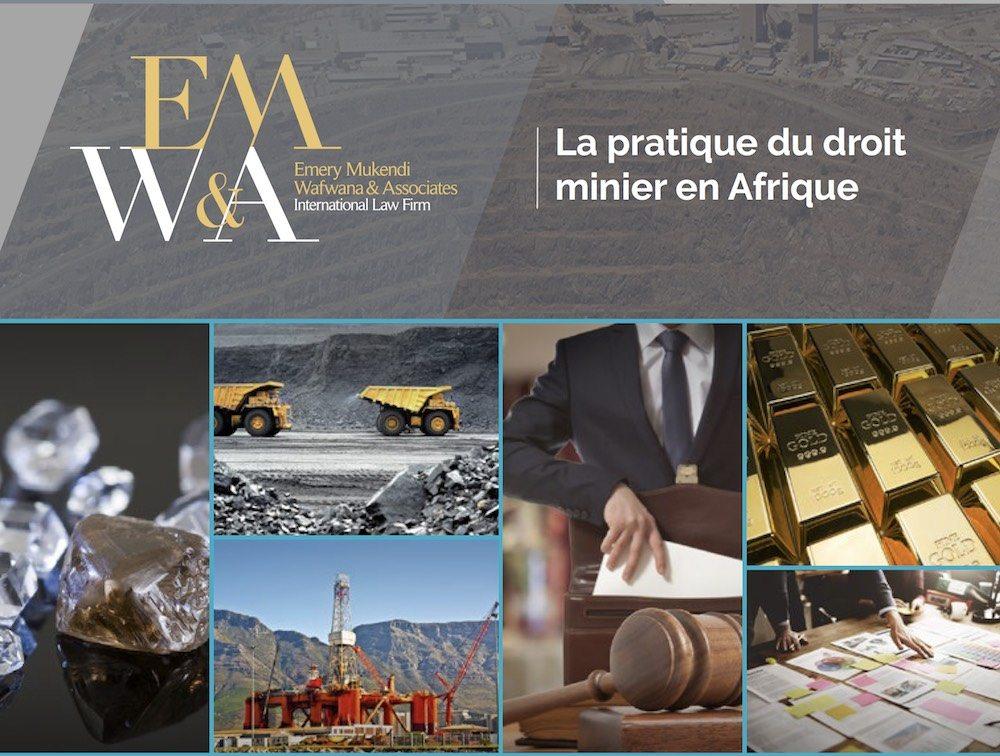 Brochure Droit Minier en Afrique