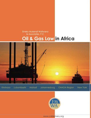 Brochure Oil & Gas in Africa