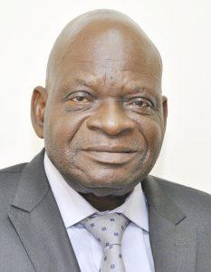 Patrick Augustin MBANGAMA KABUNDI